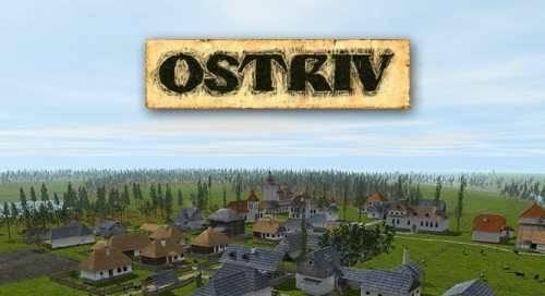 Ostriv / Остров