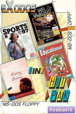 eXoDOS Collection Vol. 4 - DOS Simulation Game Collection v2.0 + Fix