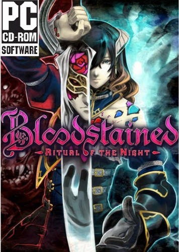 Обложка Bloodstained