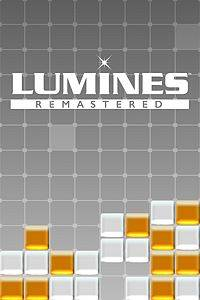 Обложка LUMINES REMASTERED