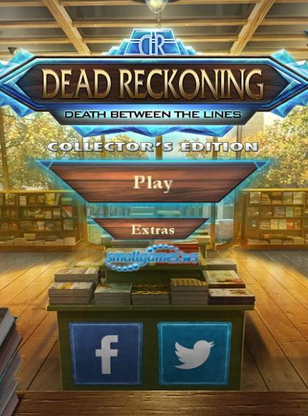 Dead Reckoning 6: Death Between the Lines