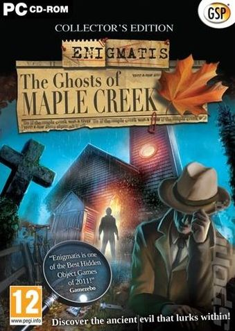 Enigmatis: The Ghosts of Maple Creek