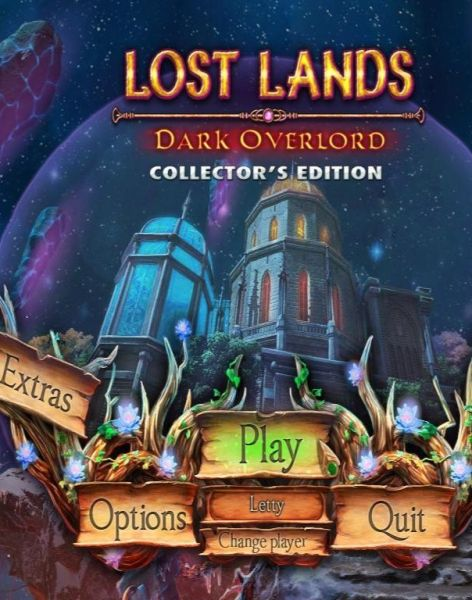 Обложка Lost Lands: Dark Overlord