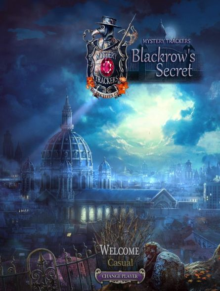 Обложка Mystery Trackers 7: Blackrow's Secret