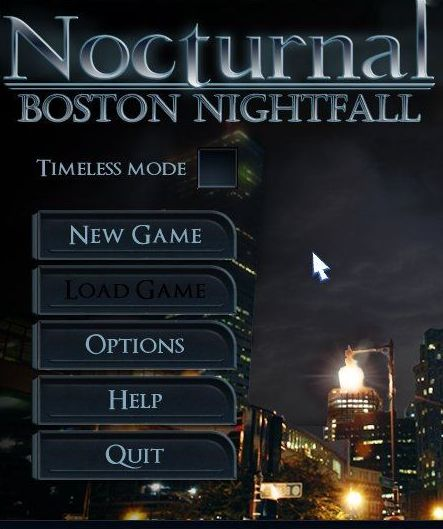 Nocturnal: Boston Nightfall