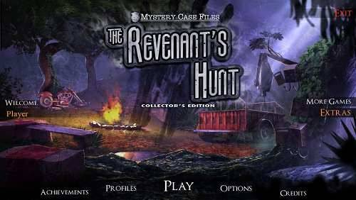Mystery Case Files 16: The Revenants Hunt