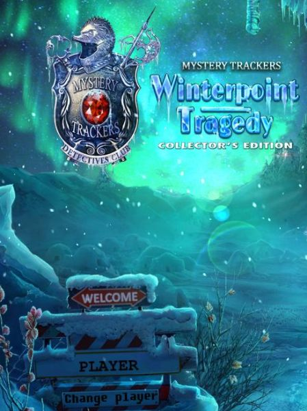Обложка Mystery Trackers 9 : Winterpoint