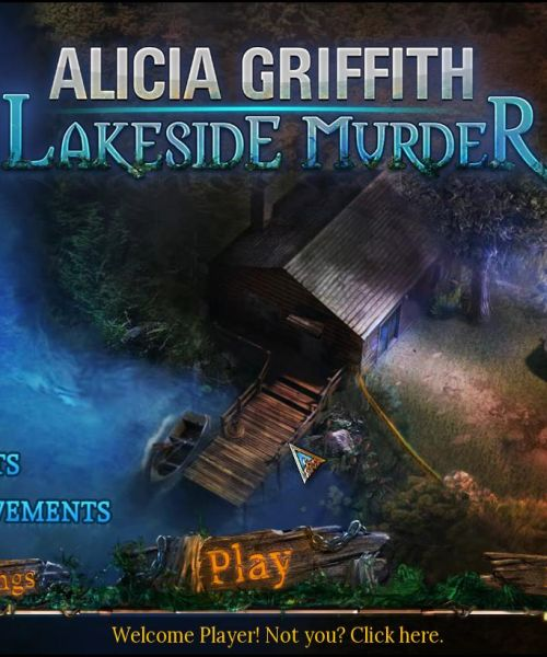 Обложка Alicia Griffith: Lakeside Murder