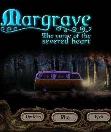 Обложка Margrave: The Curse of the Severed Heart