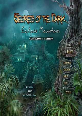 Обложка Secrets of the Dark: Eclipse Mountain