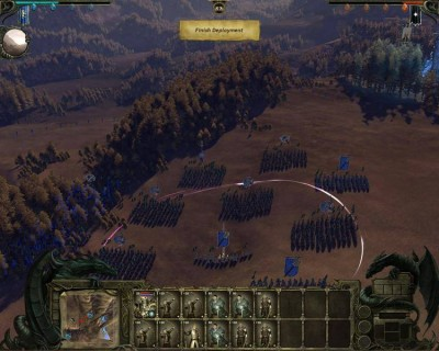 второй скриншот из King Arthur 2: The Role-Playing Wargame