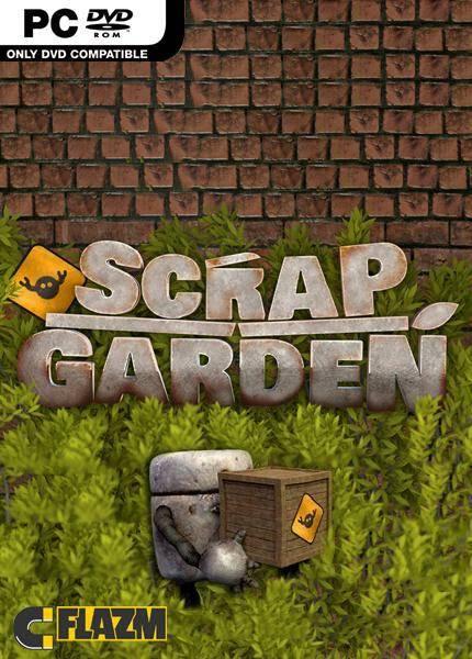 scrap garden pc dvd-ის სურათის შედეგი