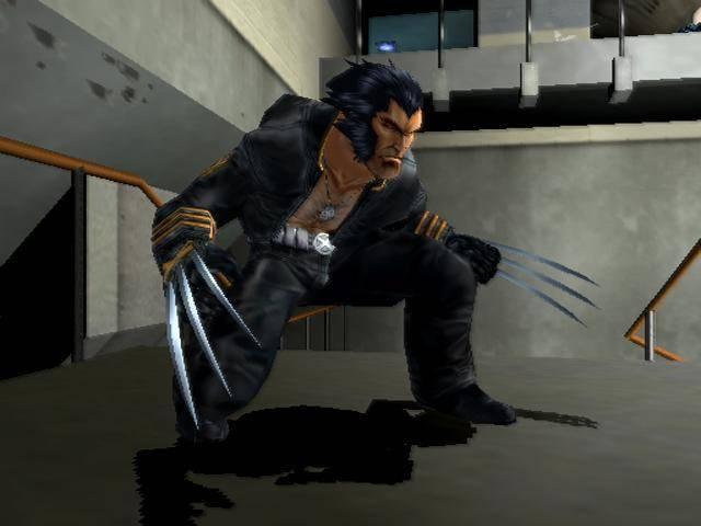 Игру X Men Wolverine Revenge