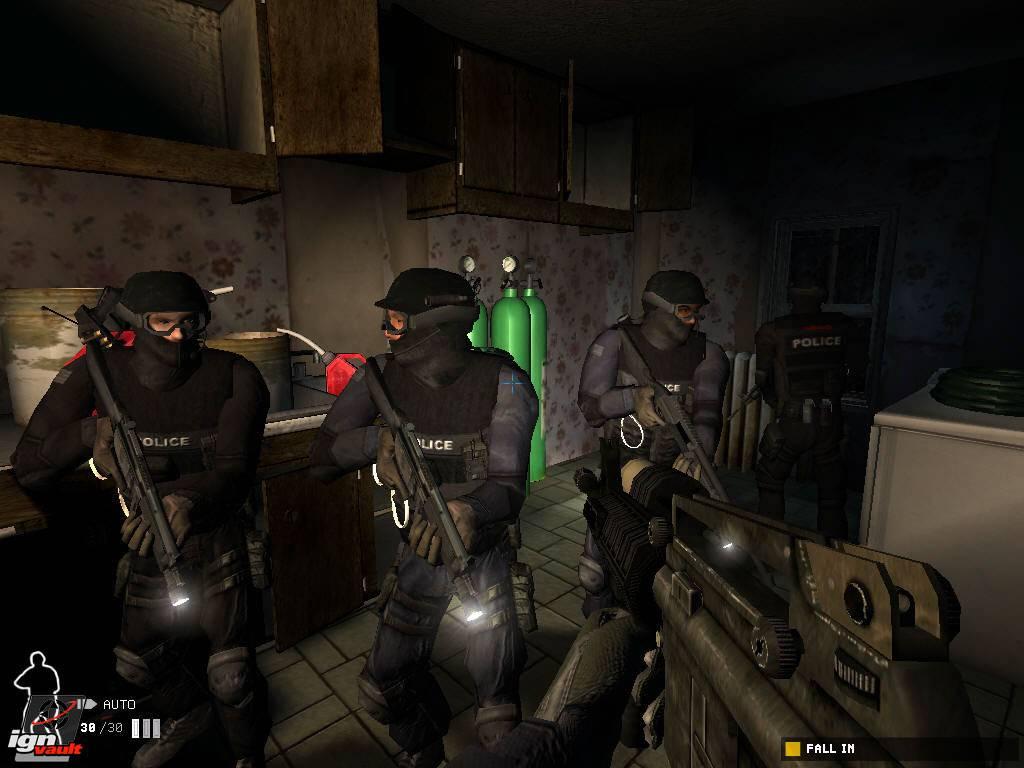 скачать игру Swat 4 через торрент на русском от механиков - фото 3