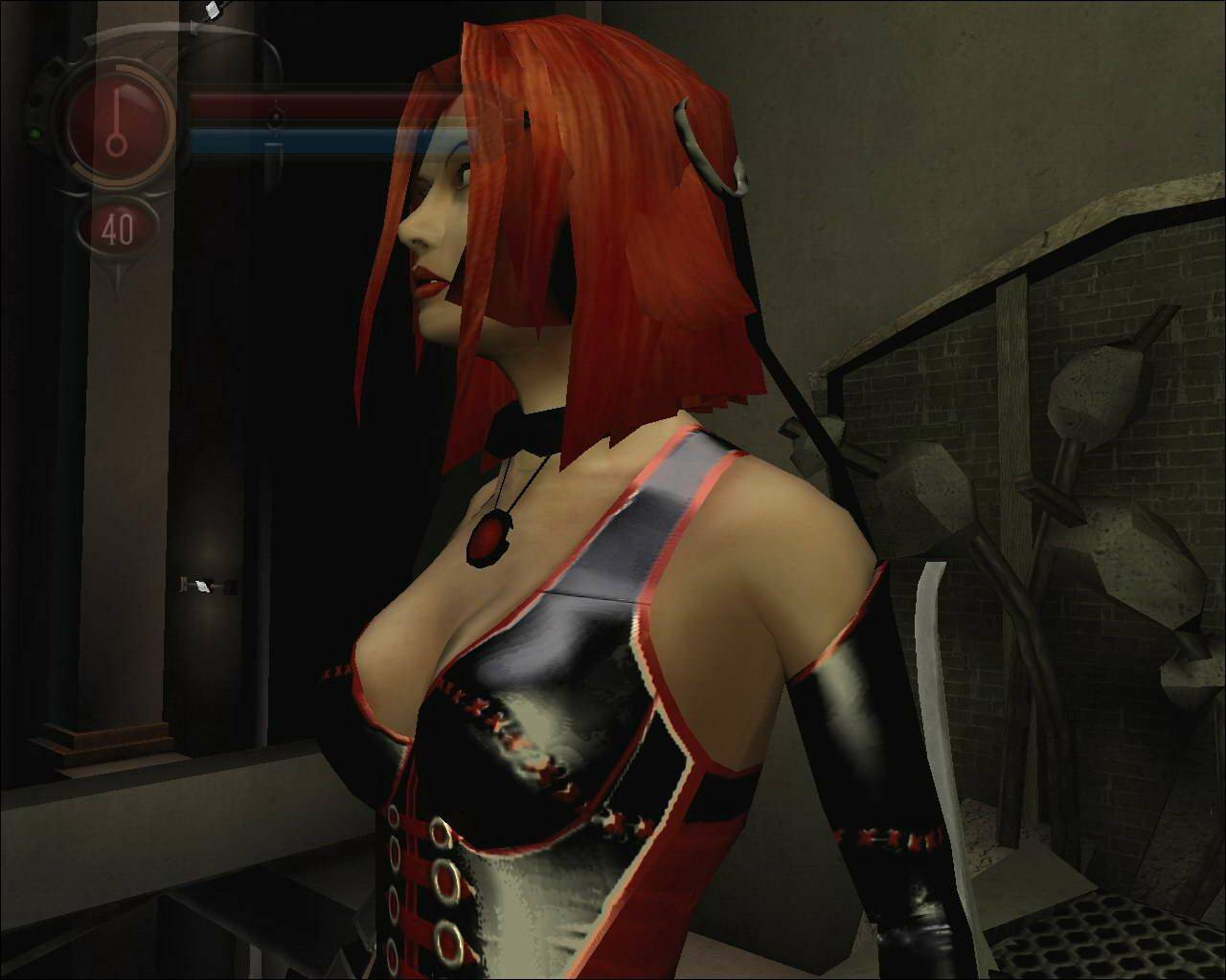 Bloodrayne 2 fuck patch xxx picture