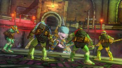 третий скриншот из Teenage Mutant Ninja Turtles™: Mutants in Manhattan