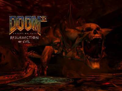 второй скриншот из DooM 3: Resurrection of Evil
