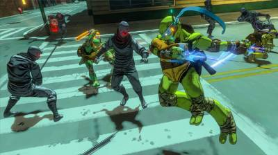 второй скриншот из Teenage Mutant Ninja Turtles™: Mutants in Manhattan
