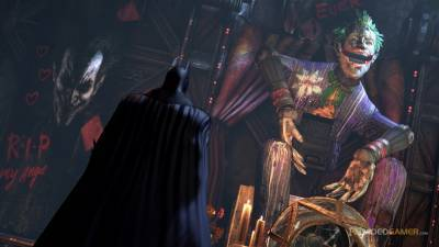 первый скриншот из Batman: Harley Quinn's Revenge