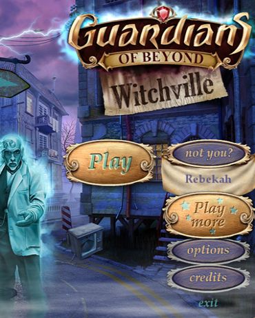 Обложка Guardians of Beyond: Witchville