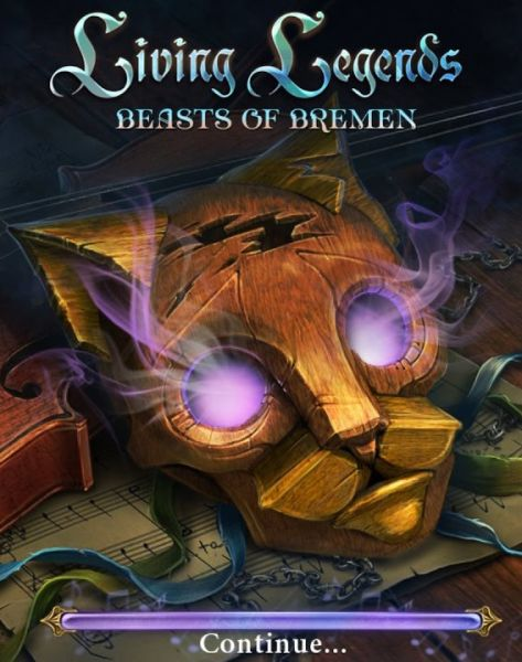 Обложка Living Legends 5: Beasts of Bremen