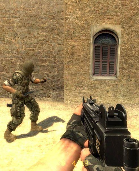 Counter-Strike Source Fatal Shot