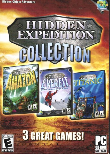 Hidden Expedition: Titanic, Amazon, Everest