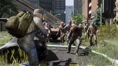 второй скриншот из The War Z