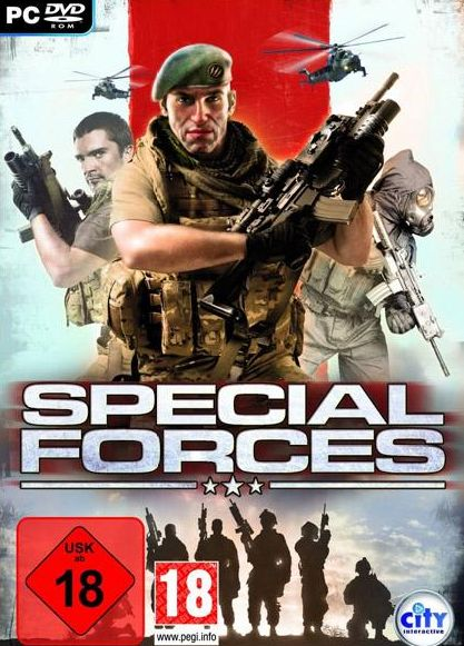 Combat Zone Special Forces