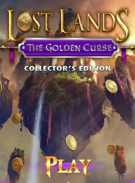 Обложка Lost Lands 3:The Golden Curse