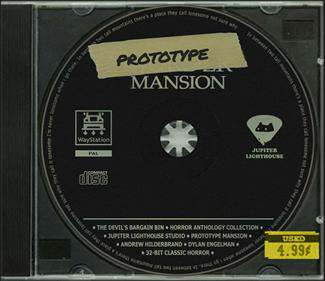 Prototype Mansion – Used No Cover