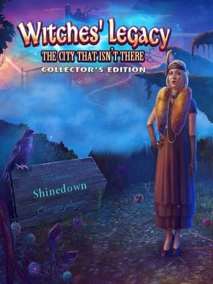 Обложка Witches Legacy 4: The Ties That Bind