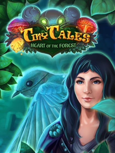 Обложка Tiny Tales. Heart of the Forest