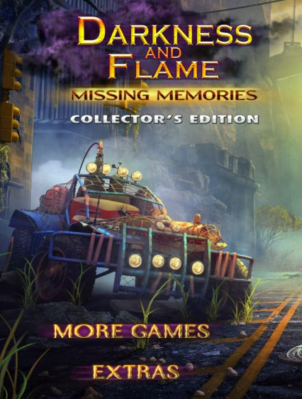 Darkness and Flame 2: Missing Memories