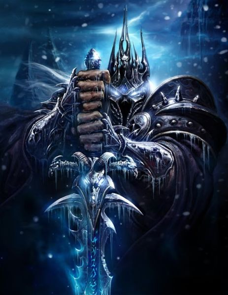 Архив World of Warcraft: Wrath of the Lich King Pre-Release