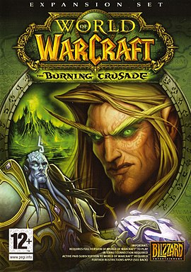 Архив World of Warcraft: The Burning Crusade Pre-Release