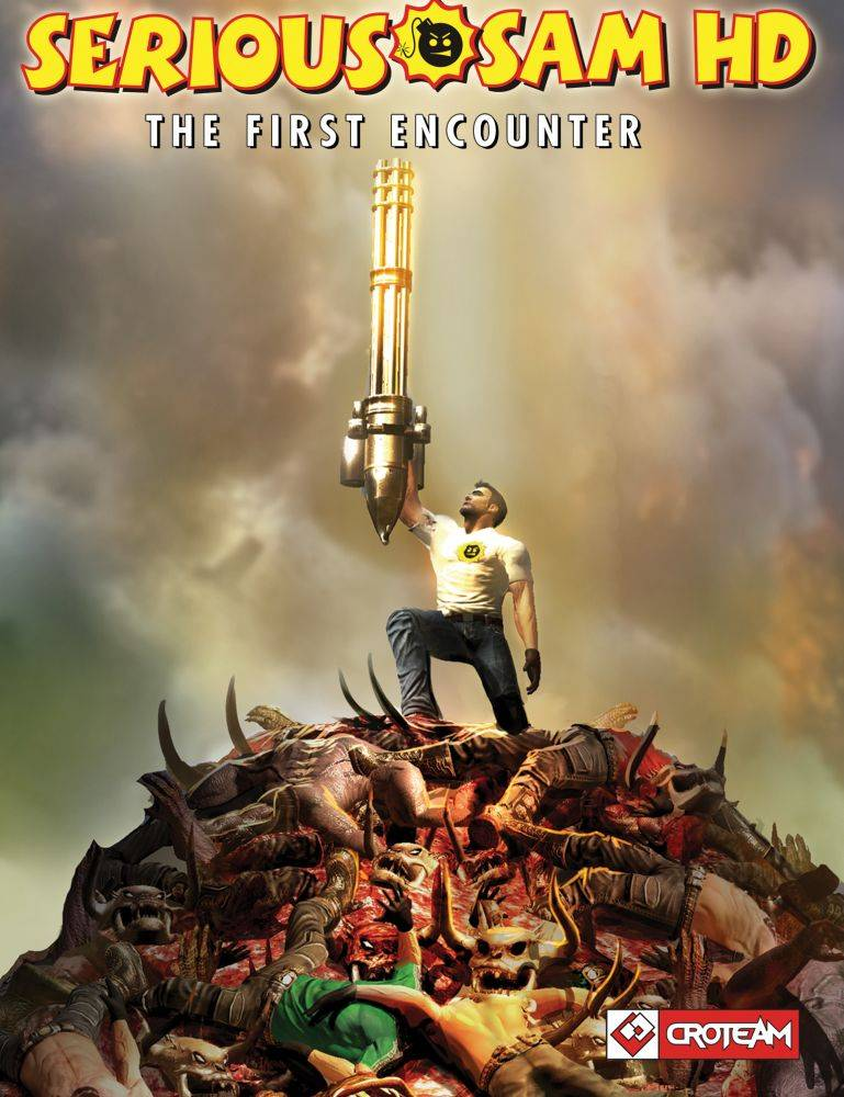Serious Sam HD: The First Encounter HD