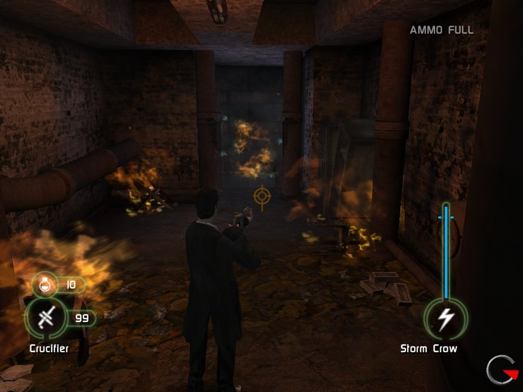 Скриншот из игры constantine под номером 46.
