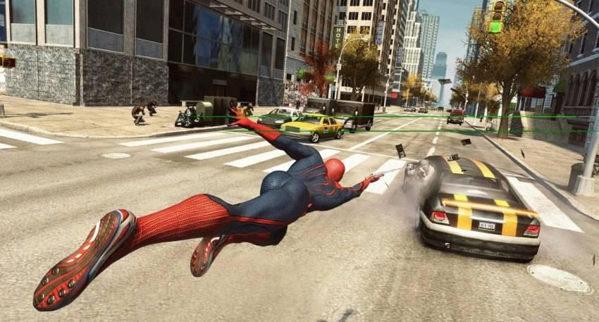 Amazing spider man 1 игра скачать торрент