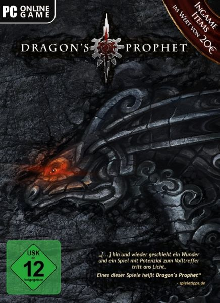 Dragon's Prophet Europe