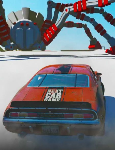 Next Car Game Demo