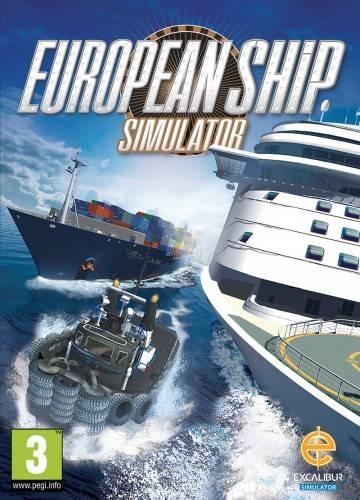 """Vaizdo rezultatas pagal užklausą """"European Ship Simulator скачать"""""""