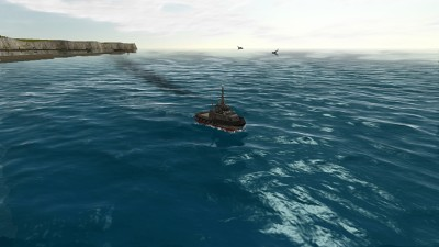 четвертый скриншот из European Ship Simulator