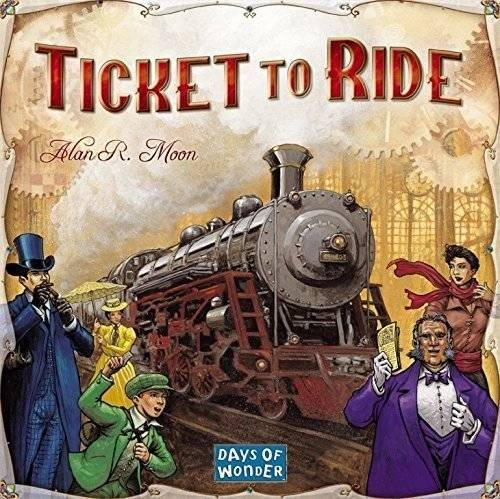 Ticket to Ride - Complete Bundle