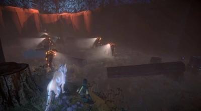 третий скриншот из Way of the Wolf