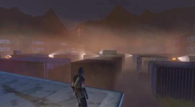 первый скриншот из Way of the Wolf