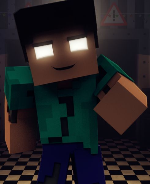 Five Nights With Herobrine