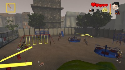 третий скриншот из ZombieZoid Zenith