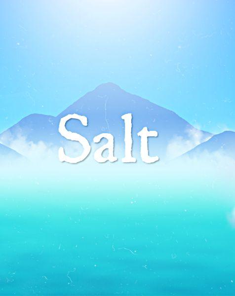 Обложка Salt