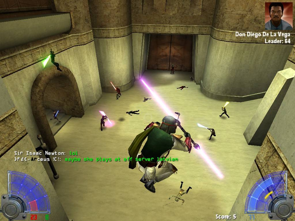 Скачать Игру Jedi Academy Через Торрент - фото 4